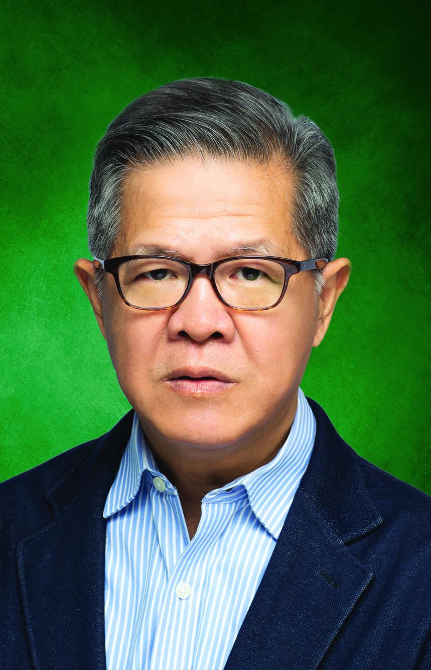 Dato' Dr Teo Tong Kooi